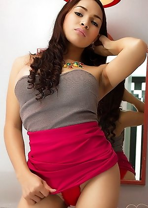 Free Ladyboy Mini Skirt Pics