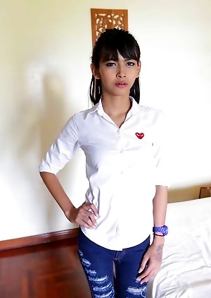 Free Ladyboy With Tourists Pics